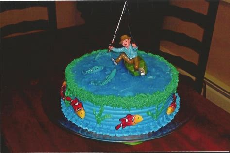 fishing boat birthday cake fishing birthday cake cakecentral