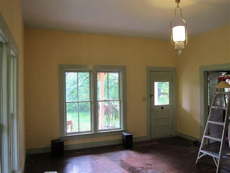 house interior trim color