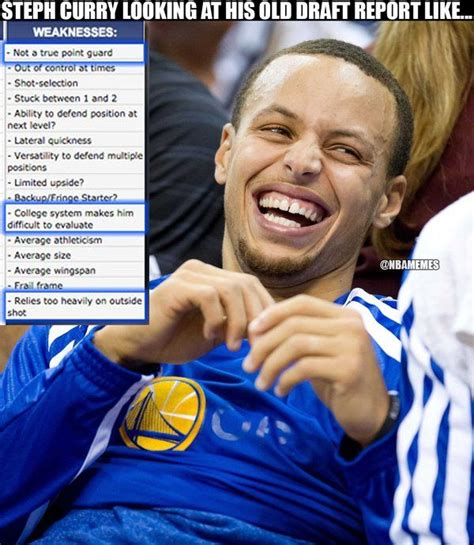Steph Curry Memes - rt nbamemes steph curry proved them wrong http