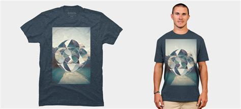 design t shirt with photoshop tutorial video tutorial geometric collage using illustrator