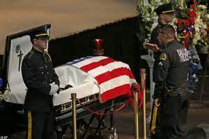 Dallas Officer by Zamarripa S Funeral Held In Forth Worth After