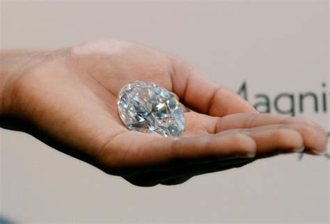 118 carat diamond heads to Sotheby auction   NY Daily News