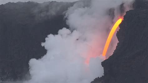 fire boat tour as lava fire hose continues boat tours cited