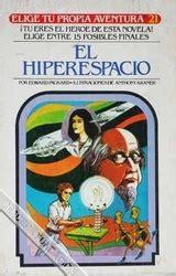 libro hiperespacio el hiperespacio odisea en el hiperespacio ficha biblioteca la tercera fundaci 243 n