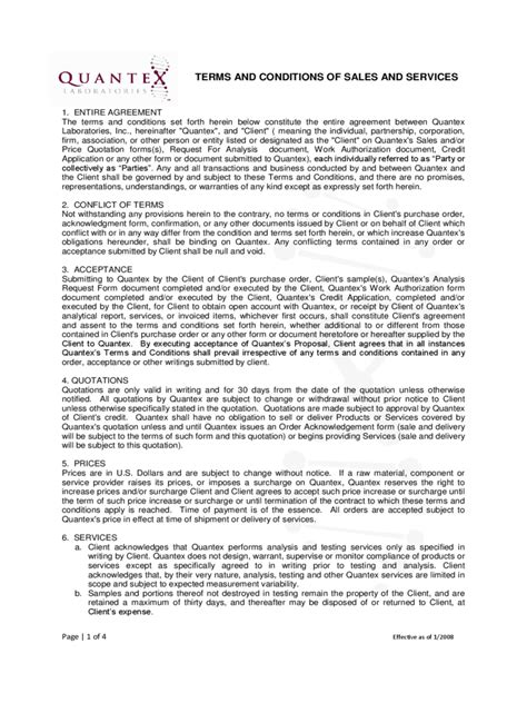 service terms and conditions template terms and conditions template 5 free templates in pdf