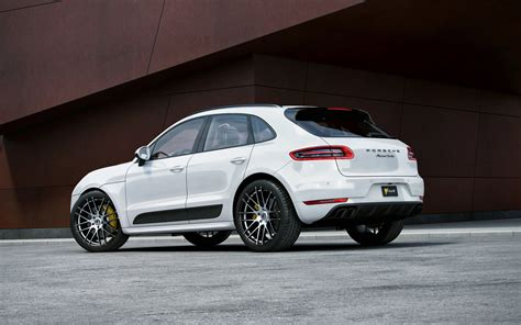 macan porsche turbo wimmer upgrades porsche macan turbo