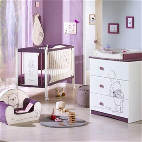 chambre complete bebe winnie l ourson decoration chambre bebe winnie l ourson