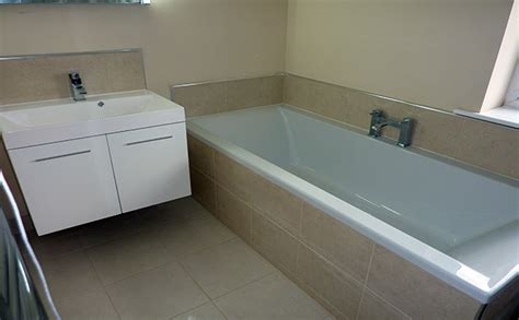splashback tiles for bathroom durham tiling ensuite fitted with beige ceramic wall and