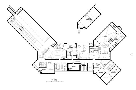 bowling alley floor plan a homes of the rich reader s super mansion floor plans hotr