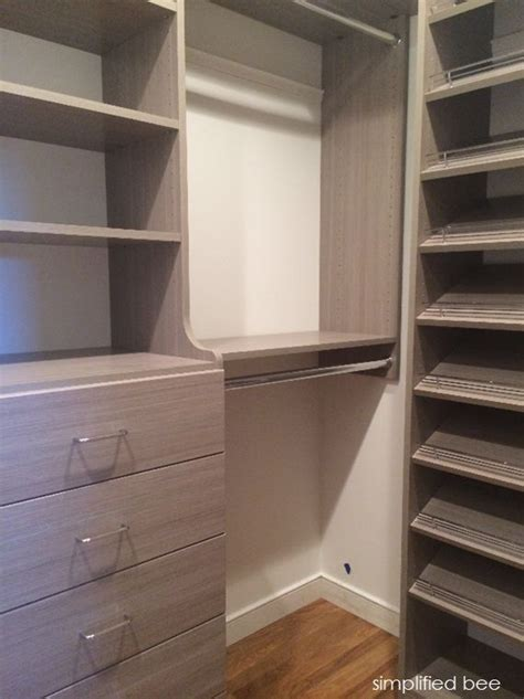 small closet design 17 best ideas about small master closet on pinterest small closets closet remodel and master