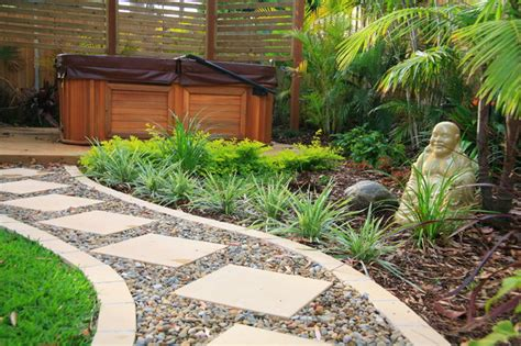 balinese backyard designs balinese style garden design asian landscape sydney by space landscape designs
