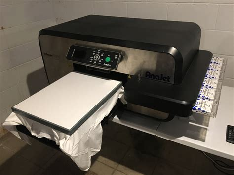 Printer Dtg Anajet anajet mp10i dtg printer