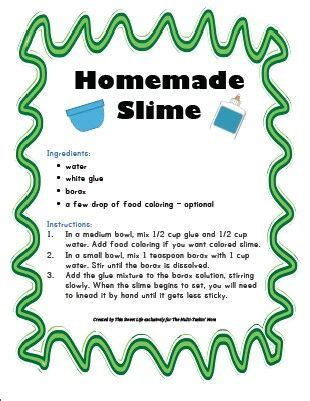 diy slime recipes and coloring book for your diy slime kit classic fluffy magnetic glitter floam flubber unicorn shoo sand and hazelnut slime recipes books 25 best ideas about how to make slime on how