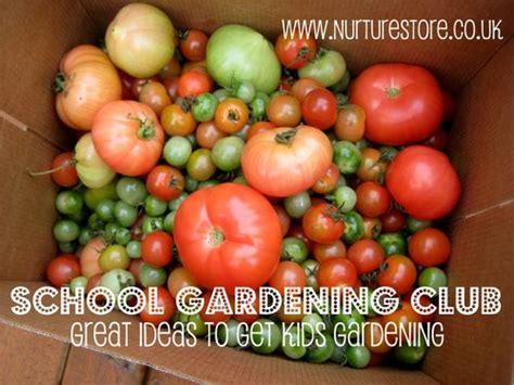 School Gardening Club Ideas School Gardening Club