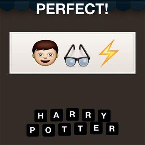 harry potter | hi guess the emoji answers | hi guess the