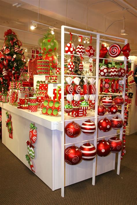 how to display christmas ornaments at fair 244 best store decor images on birthdays birthday celebrations and bricolage