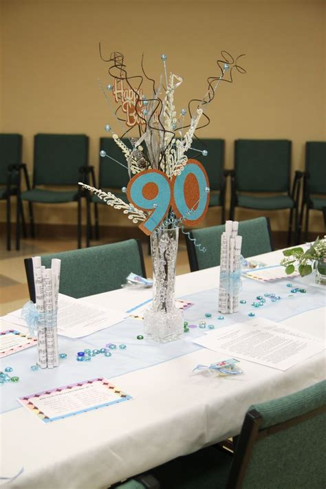 25 best images about 90th birthday ideas on
