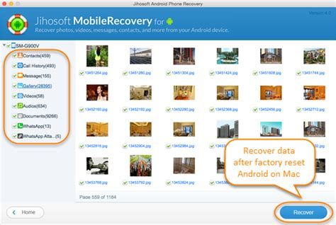 android reset tool mac help any way to recover data after factory reset android
