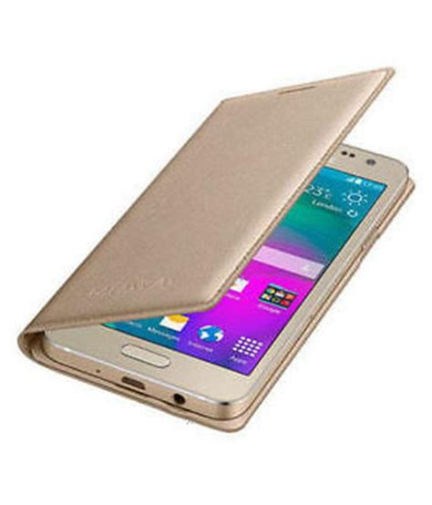 Flip Flip Cover Samsung Z2 by Samsung Z2 Flip Cover By Goodcovers Golden Flip Covers