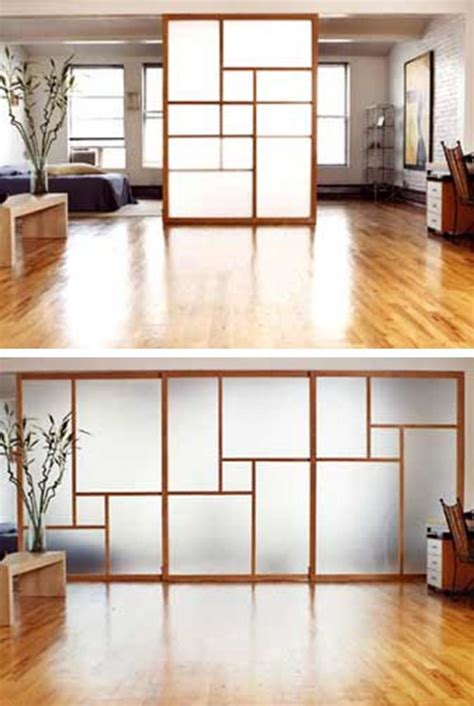 30 Room Dividers Perfect For A Studio Apartment Room Dividers For Studio Apartments