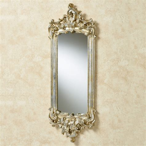 gold and silver mirror gold antique mirror frame
