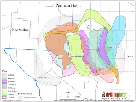 permian basin texas map www oilindependents org 187 the imperishable permian basin
