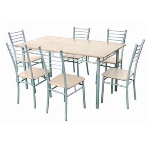 chaise et table de cuisine mobilier sur enperdresonlapin