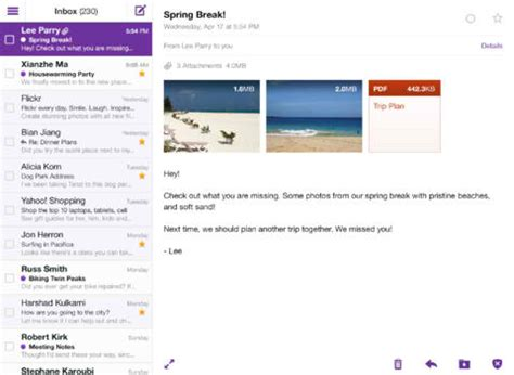 yahoo email on ipad easily print email messages and attachments with yahoo