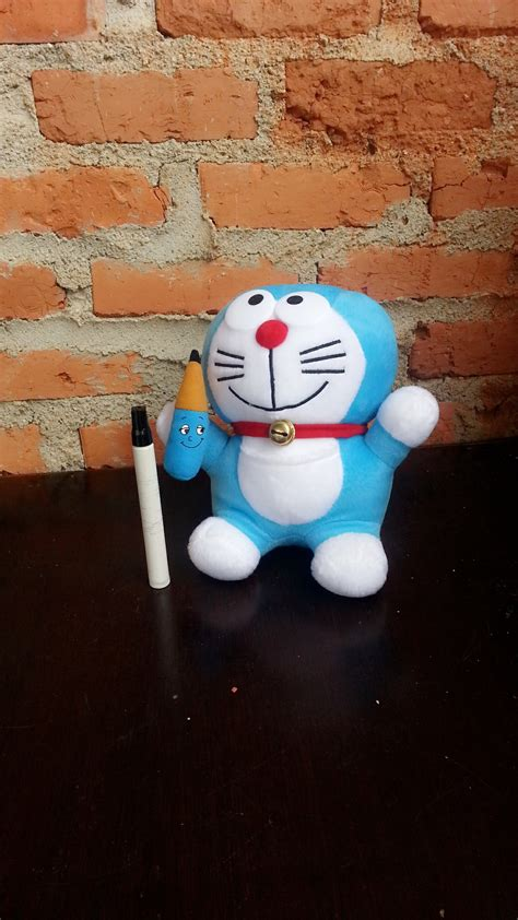 Bantal Menyusui Doraemon Smile foto lucu boneka doraemon terbaru display picture unik