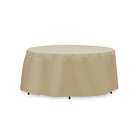 buy protective covers by adco weatherproof round table