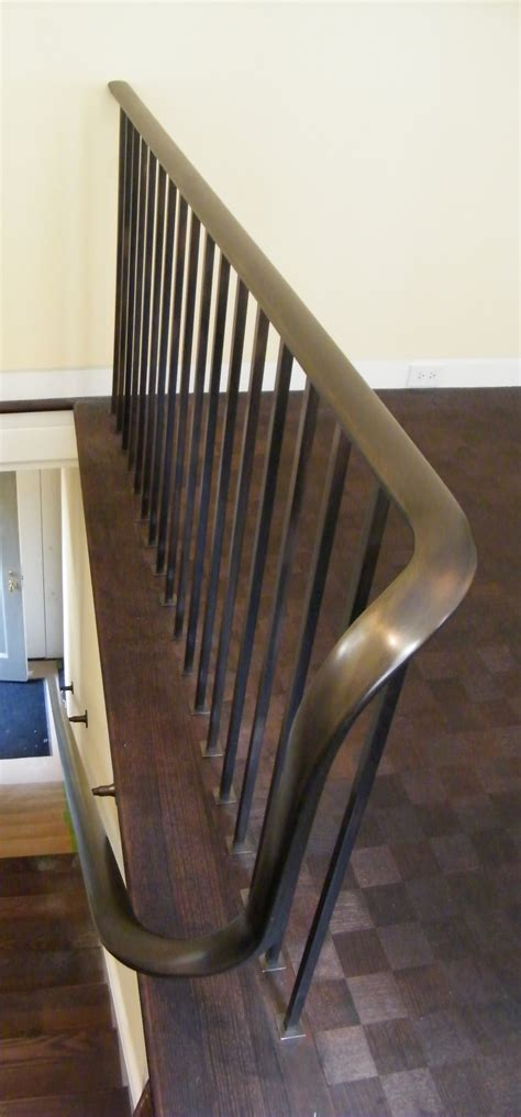 Bronze Handrails bronze handrail chicago copper iron works inc