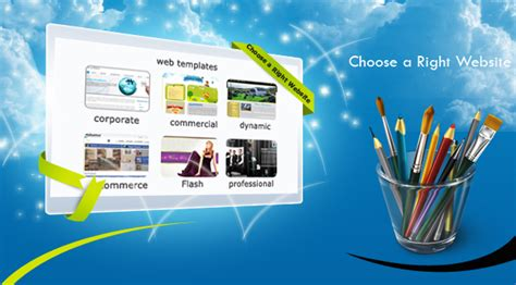 Web Design Company In Chennai Dreamdezignschoose A Right Website Template Web Design Company How To Choose Website Template