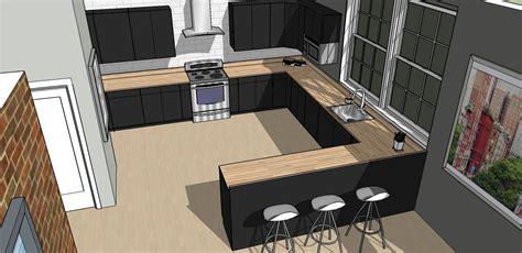 kitchen design sketchup sketchup design kristina lynne