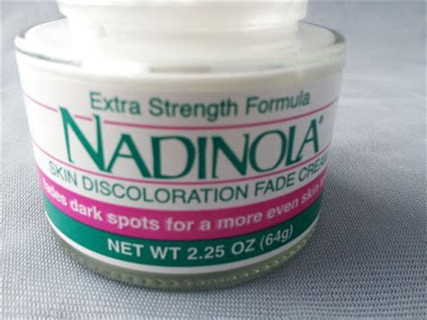 where can i find jamaican nadinola bleaching cream in california the derma drivel the best skin discoloration fade cream