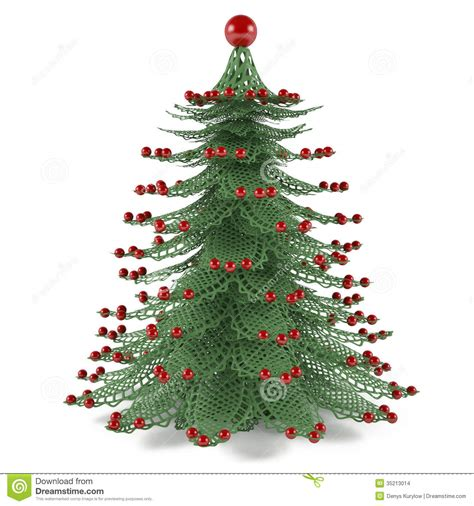 decorative christmas tree toy stock images image 35213014