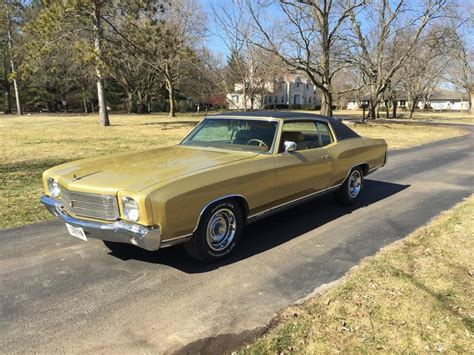 454 motor for sale 1970 chevrolet monte carlo ss 454 for sale hemmings