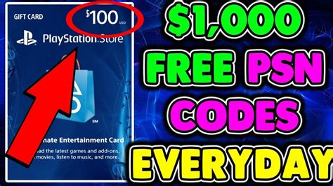 how to get free psn codes without paying money 2017 ps4