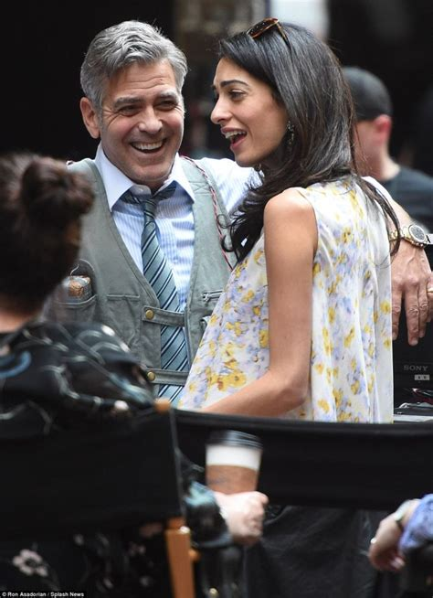 Set Juliet Wedges this is how amal clooney styles wedges shoes post