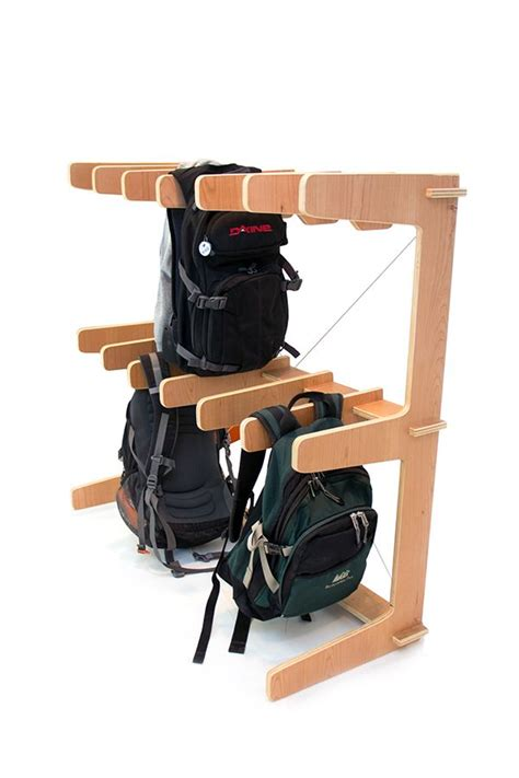backpack storage best 25 backpack storage ideas on pinterest backpack