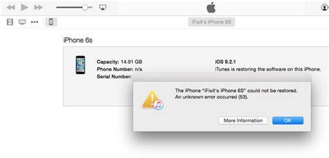 confirmed apple s error 53 fix works ifixit