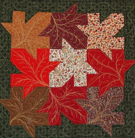 Leaf Quilt by 17 Best Images About Tessellation Leaf Pattern On