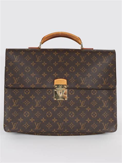 louis vuitton robusto  monogram canvas bag luxury bags
