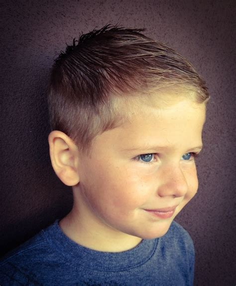 Boy Toddler Hairstyles Toddlers Haircuts For Boys