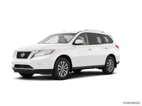 2016 nissan pathfinder 2016 nissan pathfinder kelley blue book