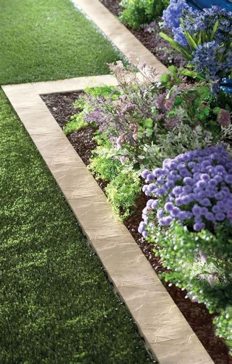 Ideas For Lawn Edging 66 Creative Garden Edging Ideas To Set Your Garden Apart