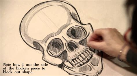 sugarskull drawing tutorial youtube