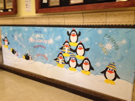 winter january elementary school bulletin board ideas