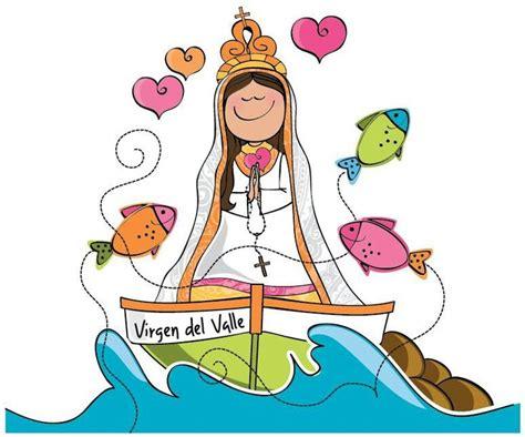 imagenes virgen maria infantil resultado de imagen para dibujo infantil de la virgen del