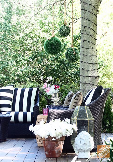 gorgeous backyard makeover   interior designers touch