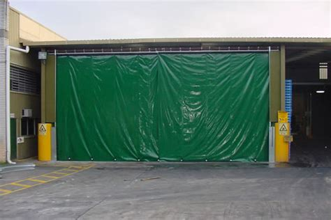 weather curtains industrial weather curtains fabric solutions australia